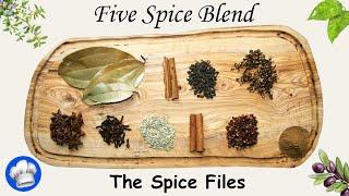 Five Spice   The Spice Files