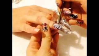 Термопленка для ногтей H&Y,