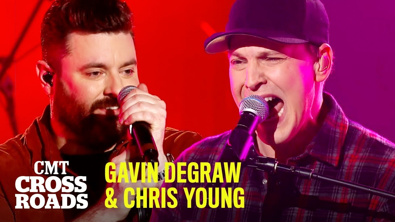 Gavin DeGraw & Chris Young Perform 'Sweeter'   CMT Crossroads