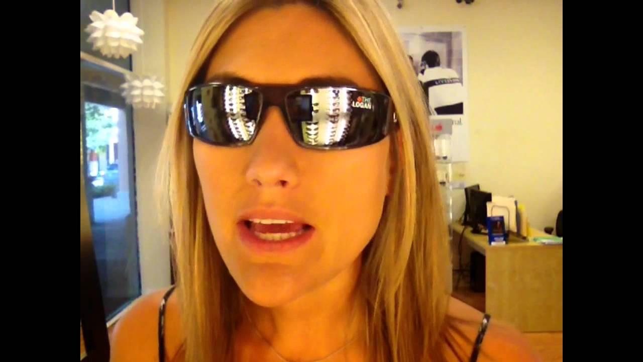 e68bb6ed01 Spy Logan Sunglasses Review - YouTube