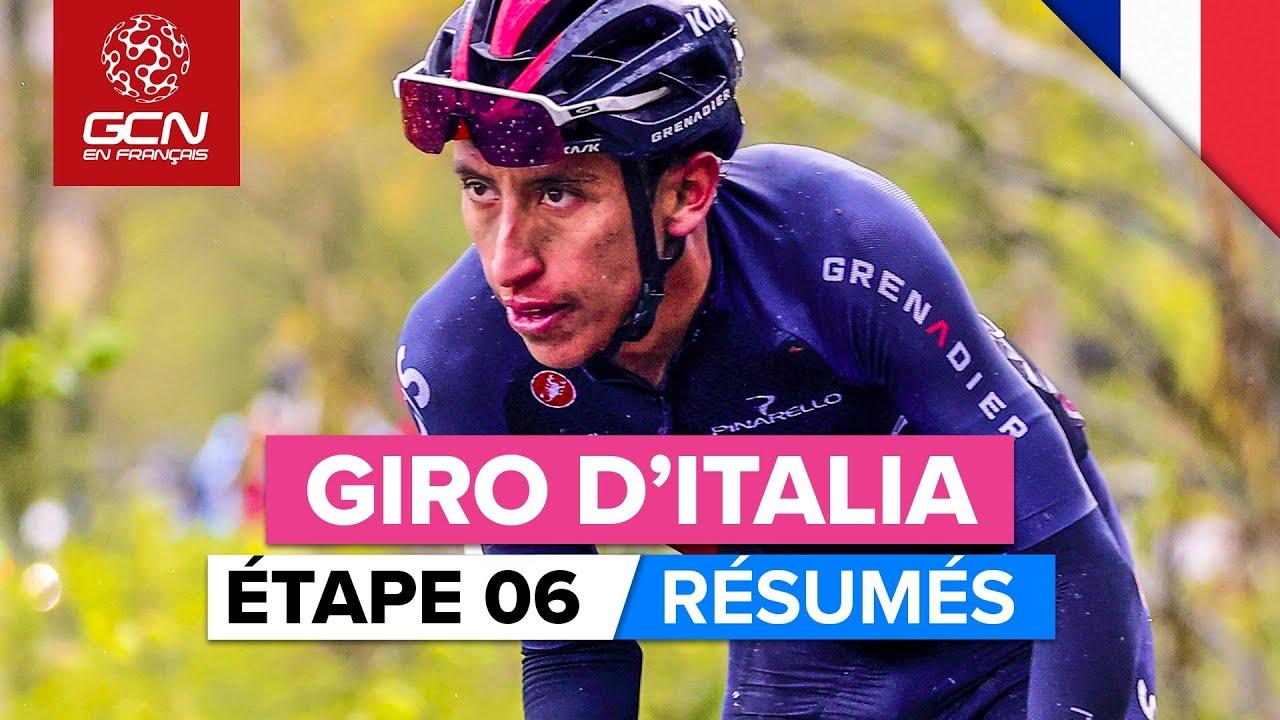 Giro d'Italia : Étape 6 | Résumé