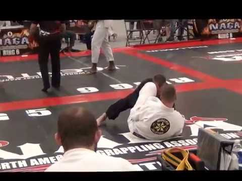 Daniel Goode vs Nick Hall - NAGA 2016 UTAH - 140 - 149lb - Mens Blue Belt GI Finals