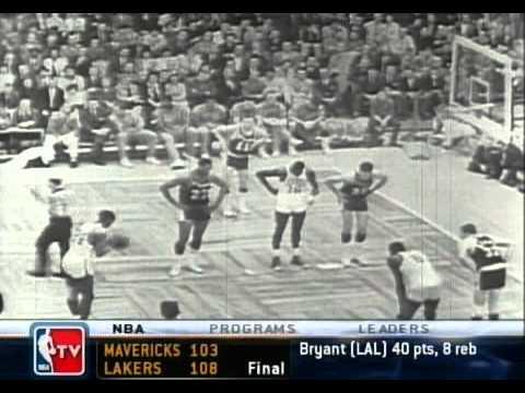LOS ANGELES LAKERS vs CELTICS NBA FINALS G7 - 1962