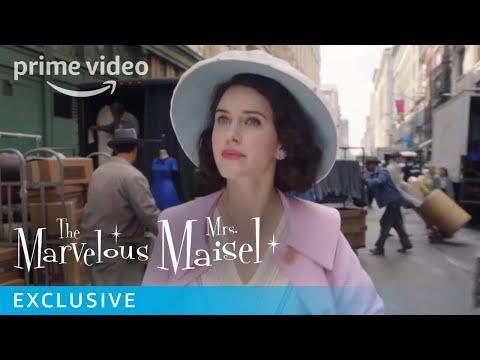 The Marvelous Mrs. Maisel Season 3   Prime Video