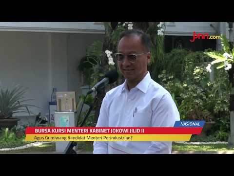Ini Tugas Baru Untuk Agus Gumiwang di Kabinet Jokowi