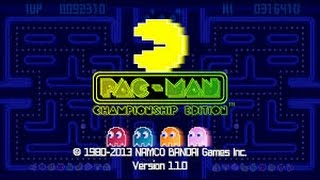 PAC-MAN™ (BY BANDAI NAMCO ENTERTAINMENT) Gameplay/Review - Ghosts Everywhere