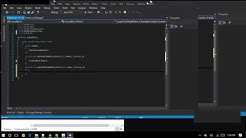 Make a GUI text editor in just 15minutes C#
