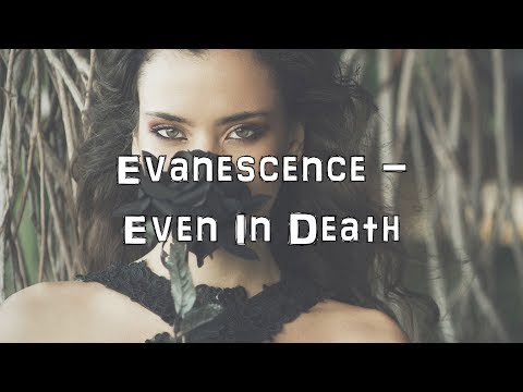 Evanescence - Even in Death [Acoustic Cover.Lyrics.Karaoke]