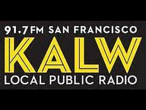 VOENA -On The Radio- KALW 91.7 FM in San Francisco