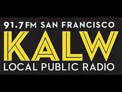 VOENA -On The Radio- KALW 91.7 FM in San Francisco