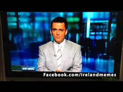 WATCH: Sharon Ní Bheoláin handles a fly in the newsroom like an absolute pro