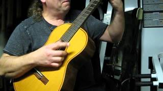 Giannini AWN2O Classical Guitar  WAVE By JOBIM Bossa played by Jojo