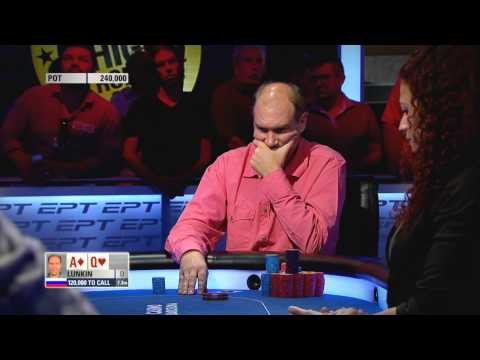EPT 10 Barcelona 2013 - Super High Roller, Episode 5 | PokerStars.com (HD)