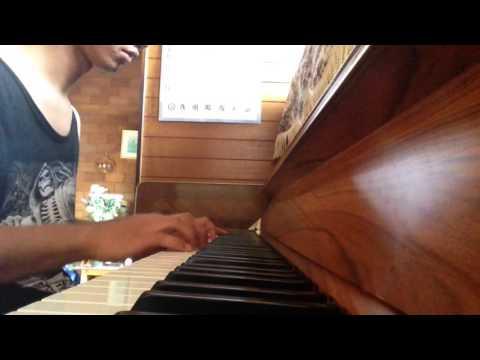 Ten 2 Five - Eien No Ai (永遠の愛) Piano Cover