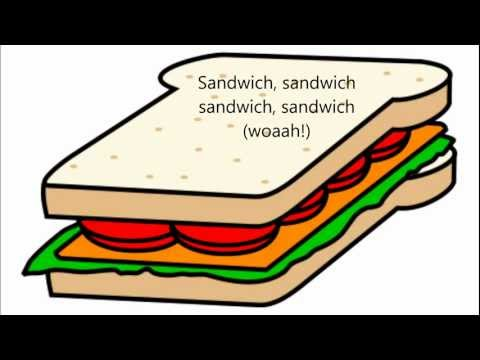 Sandwich lyrics