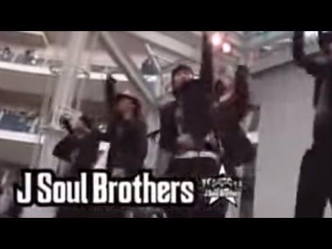 【密着!音楽空間】J Soul Brothers (1)