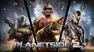 [18+] Шон играет в Planetside 2 (PC, 2012)