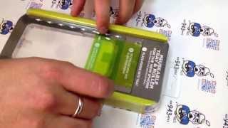 Обзор самоклеящейся пленки PureTek RollOn для iPhone 5/5S