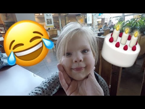 SOMEONE GETS A CAKE SMASHED IN THEIR FACE