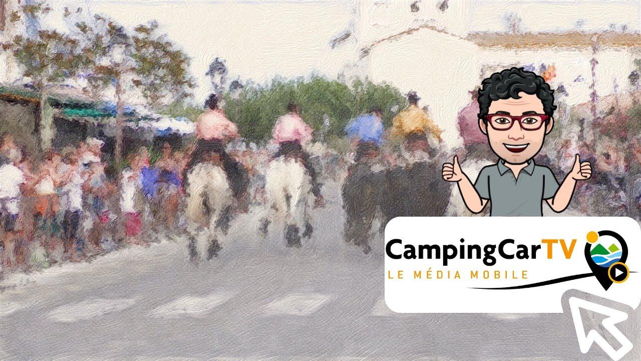 JT en Camping-Car N°42 - Les Saintes-Maries de la Mer - YouTube f2ea585d2d5