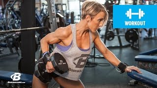 Jessie Hilgenberg's 6 Reasons Women Should Lift - Bodybuilding.com