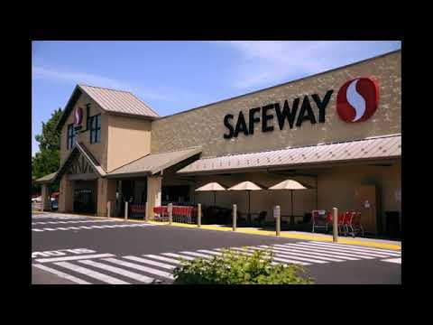 Safeway, One Of The Best Supermarket Stores In Western Canada