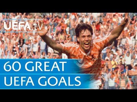 60 Great UEFA Goals: Part 1