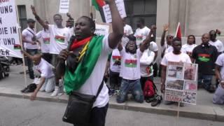 Nigerian Amalgamation: Biafrans In Austria Lay Curses On Britain