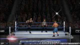 WWE 12 (WII) Gameplay PC {LINK IN DESCRIPTION}