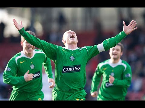Neil Lennon scores a goal as Celtic net 8! | Dunfermline 1-8 Celtic