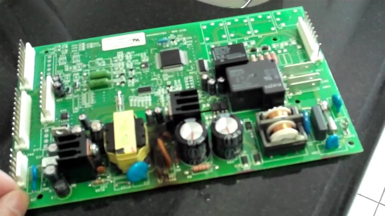 maxresdefault refrigerator with clicking noise problem mp4 youtube GE Motherboard at arjmand.co