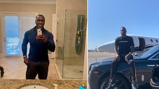 Shannon Sharpe & Antonio Brown Supporters GET INTO IT On Twitter, AB Leaves New England #Undisputed