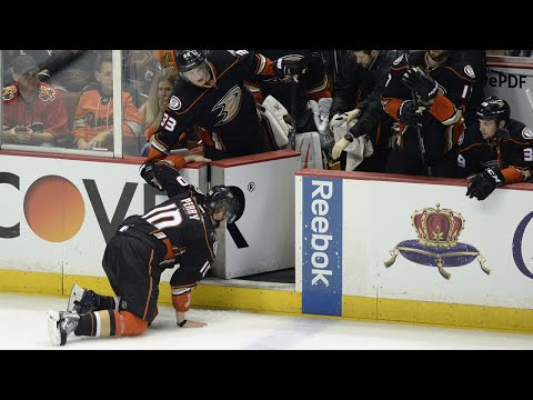 NHL: Struggling To The Bench