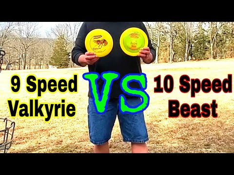 9 Speed Valkyrie vs 10 Speed Beast