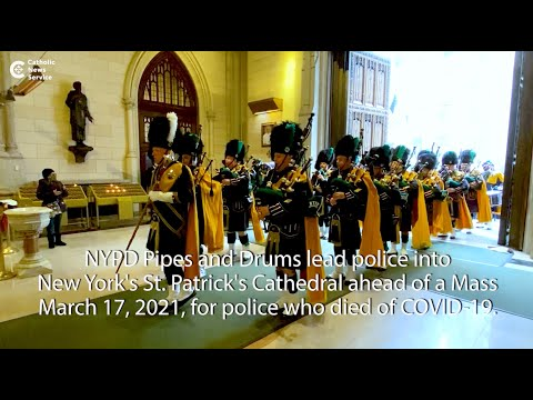 Honoring police lost to COVID-19