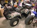 Yamaha Grizzly 125 Carburetor Rebuild