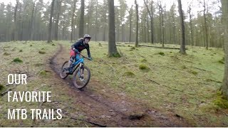 THE BEST MTB TRAILS IN THE UK?