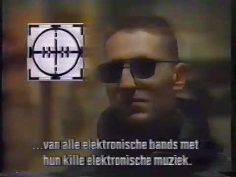 FRONT 242 Interview on VPRO 1991