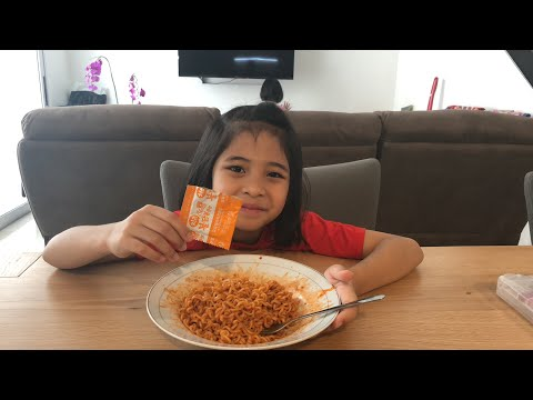 QnA Sambil Samyang Cheese Challenge  Therempongs