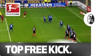 Another Free-Kick Masterpiece from Grifo