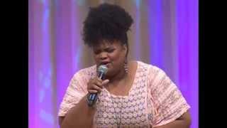 Sharon Roshell on Dr. Bobby Jones singing Father of Glory (Impact)