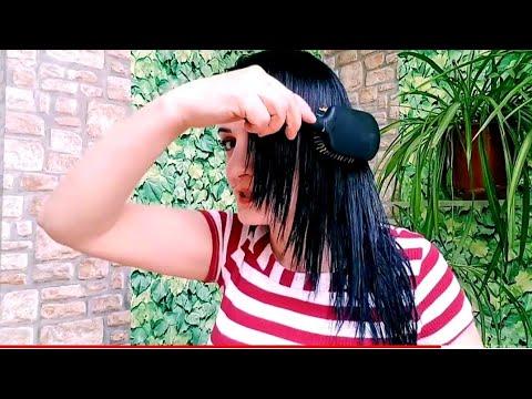 Как подстричь длинные волосы каскадом в домашних условиях