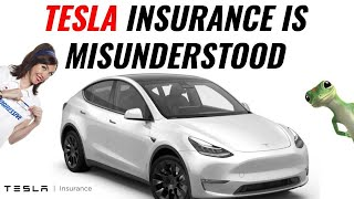 Tesla Car Insurance Is Misunderstood. Non-Profit Tesla RoboTaxi Insurance?