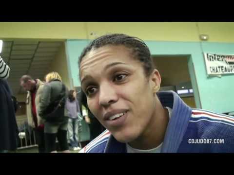 Interview de Lucie Décosse (12/02/2011 - cdjudo87.com)