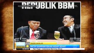 Today's History 11 Juli 2007 - Komedian Taufik Savalas Tutup Usia -IMS