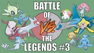 Battle of the Legends #3 - Pokemon Battle Revolution PC Gameplay (1080p 60fps)