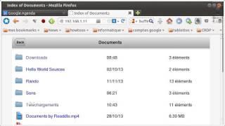 Comment transférer un document de mon ordinateur vers l'Ipad avec Documents by Readdle?