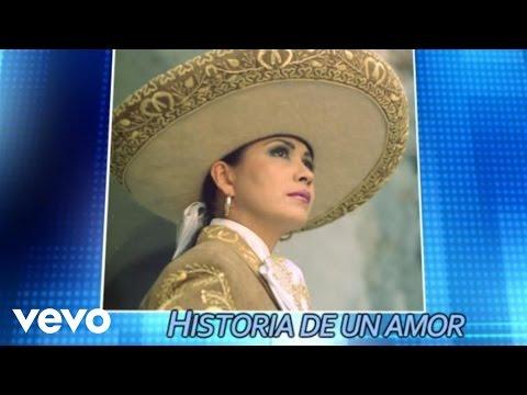 Ana Gabriel - Historia de un Amor ((COVER AUDIO)(VIDEO))