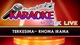Lagu Dangdut   Terkesima    KARAOKE   Rhoma Irama  360 X 640