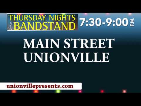 Thursday Nights At The Bandstand - June 21 and 27 - Markham - 2-0785